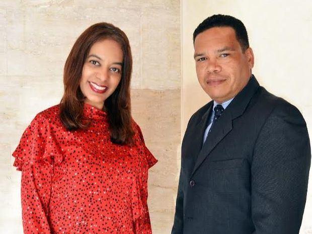 Marisol Fermín y Federico De La Cruz.