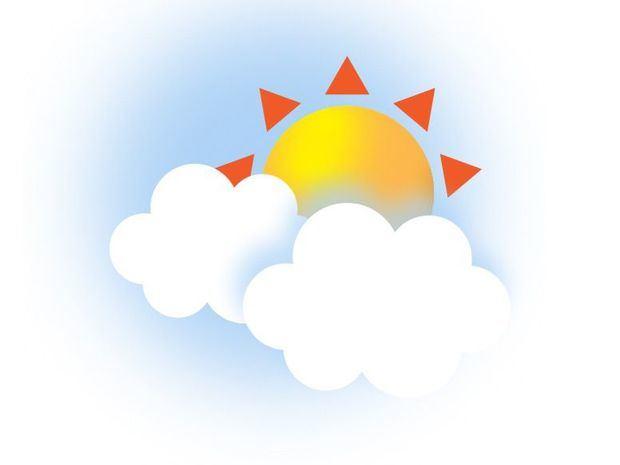 Condiciones de buen tiempo sobre el país. Lluvias débiles en la tarde por el viento del noreste