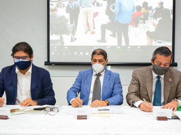 FAO y ministerios de Medio Ambiente, Agricultura y Economía, inician proyecto para reducir desperdicio del agua en la agricultura