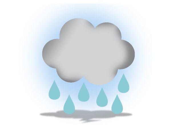 Persisten las lluvias sobre varias regiones del país