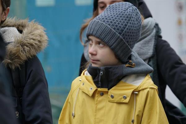 Greta Thunberg critica que interés por su viaje supere al de fracaso de COP25