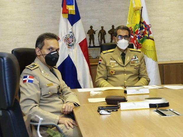 Ministros de Defensa de las Américas, asumen nuevos compromisos frente al Covid -19 y otras amenazas