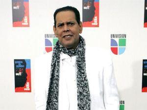 En la imagen el merenguero dominicano Fernando Villalona.