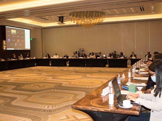 INM RD realiza mesa para discutir sobre flujos periódicos de trabajadores extranjeros
