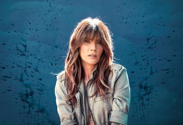 Fotografía cedida por Sony Music donde aparece la cantautora puertorriqueña Kany García.
