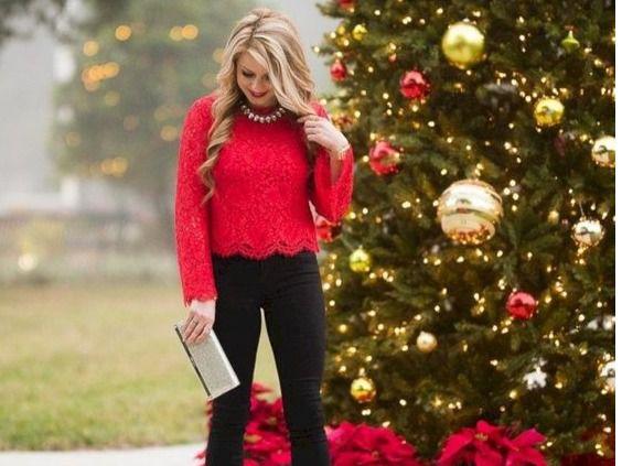 Tendencia de moda para estas navidades
