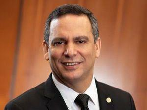 Presidente de la Suprema Corte de Justicia, SCJ, Luis Henry Molina.