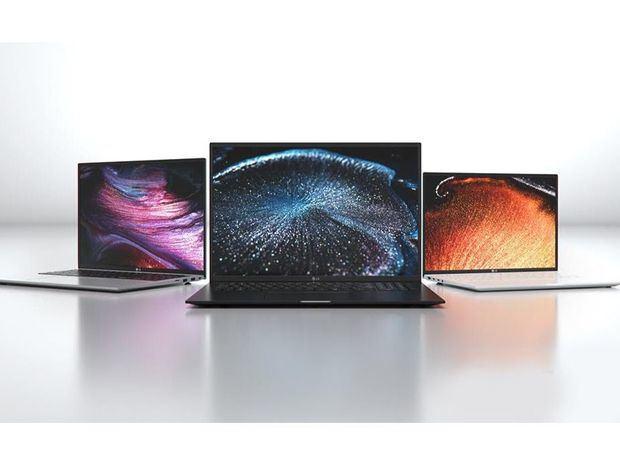 Laptops de gran pantalla con relación de 16:10 y un nuevo diseño elegante
