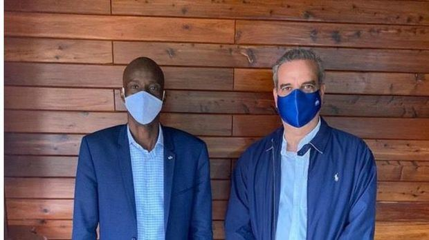 Los presidentes de R.Dominicana y Haití se reúnen en la frontera común