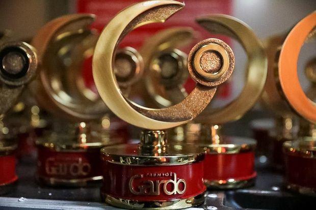 Estatuillas Premio Gardo.