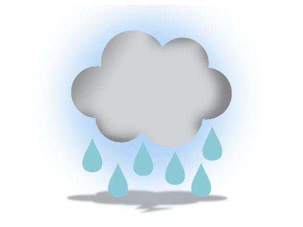 Continúan las lluvias dispersas por sistema frontal y viento del este/noreste