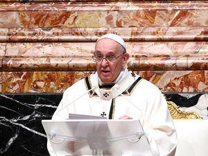 El papa anima a Biden a fomentar la reconciliación y paz en EE.UU y el mundo.