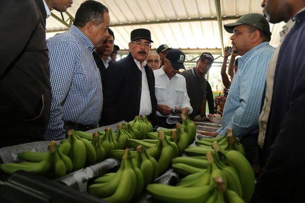 Medina conmemora 207 aniversario natalicio Duarte con productores y ganaderos de Valverde y Montecristi