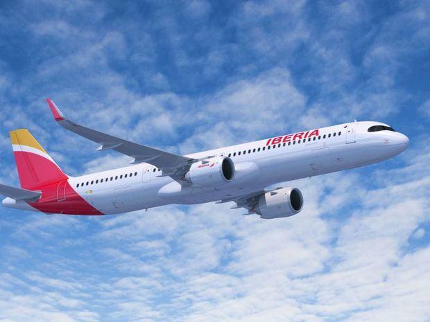 Iberia consigue 4 estrellas de Skytrax por sus medidas frente al Covid-19.