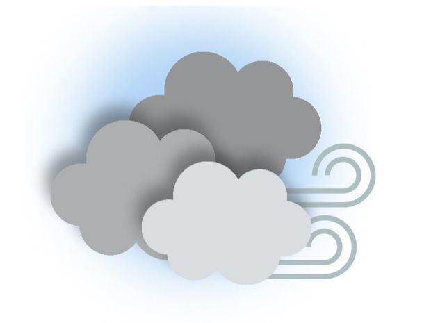 Nubes dispersas en la mañana y tarde con chubascos en la noche hacia algunas provincias