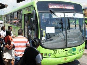 Hubieres denuncia se desplaza a la OMSA del servicio en avenida capitalina.