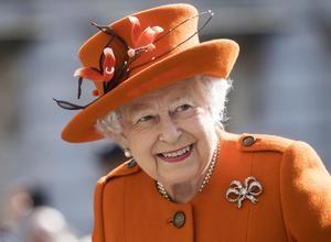 La reina Isabel II, en una imagen de archivo.