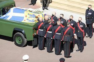 Funeral Felipe de Edimburgo.