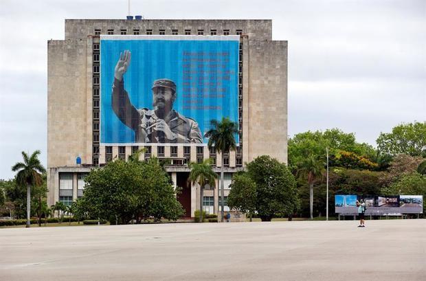 Cuba celebra el Primero de Mayo en casa y con la Plaza de la Revolución desierta