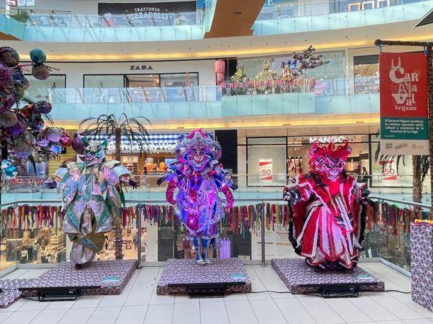 El Carnaval Vegano más de 100 años de historia en una exposición en Ágora Mall
