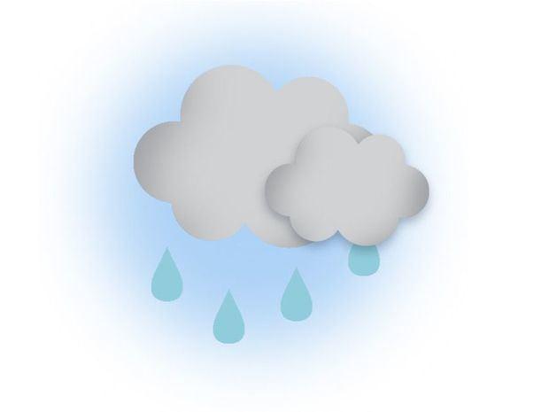 Débil vaguada incide en las condiciones del tiempo en el fin de semana