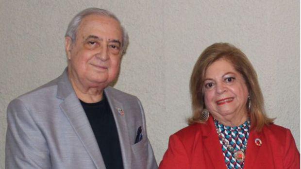 """Luis y Mildred Sánchez-Noble: """"Cuando el amor es protagonista, todo es posible"""""""