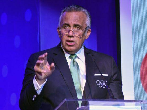 """Luis Mejía: """"Lograremos medallas en los Juegos Olímpicos"""""""