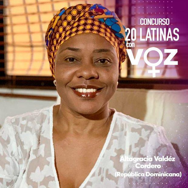 """El Movimiento Todas Con Voz, lleva a cabo el concurso """"20 Latinas con Voz"""""""