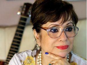 La escritora Milagros Sánchez.