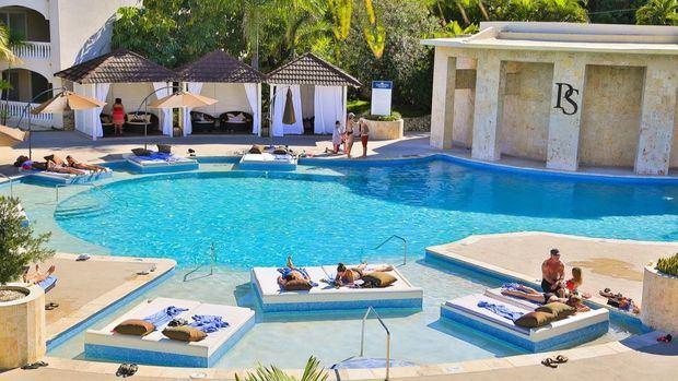 Área de Lifestyle Holidays Vacation Club.