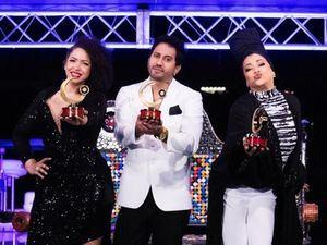 Diomary La Mala, Juliana O'Neil y Nipo serán los conductores de Premio Gardo.