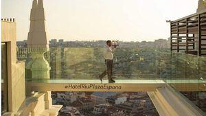 Riu Plaza España se potencia como hotel para teletrabajar