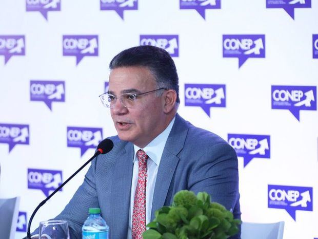 Pedro Brache, presidente de Conep.