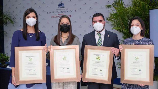 Las certificaciones constituyen un reconocimiento a la entidad bancaria por convertirse en una empresa sostenible.