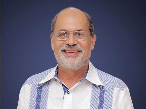 Embajador Faruk Miguel.