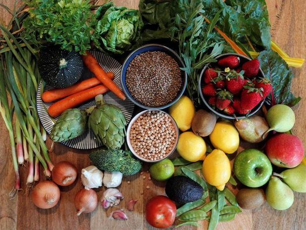 La huella de carbono asociada a recomendaciones dietéticas varía entre países