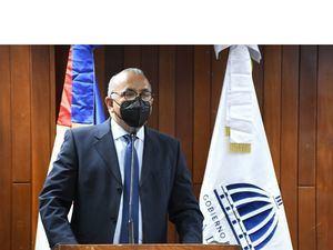 Exministro de Salud Pública Plutarco Arias.