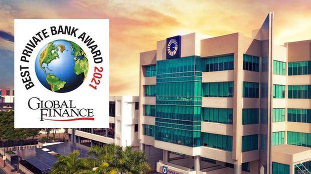 """Revista """"Global Finance"""" elige al Banco Popular como el banco con la mejor banca privada del país"""