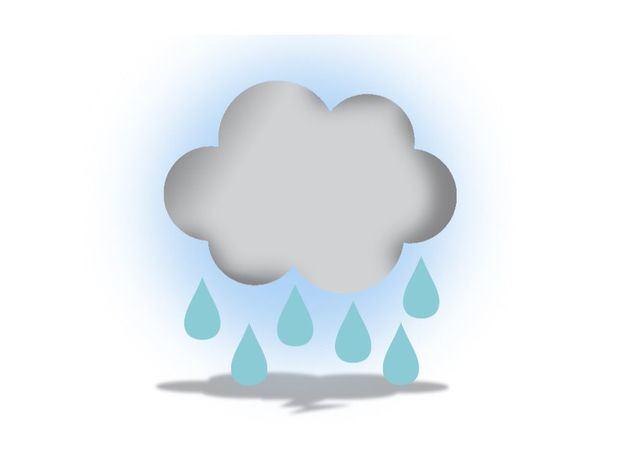 Lluvias dispersas en algunas regiones del país por sistema frontal