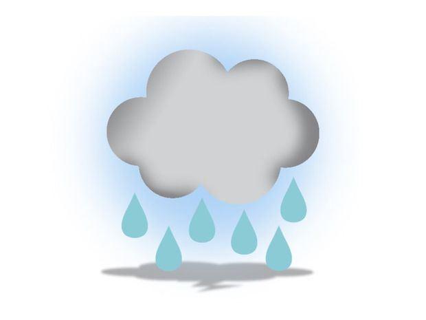 Continuarán las lluvias y vaguada debido a frente frío