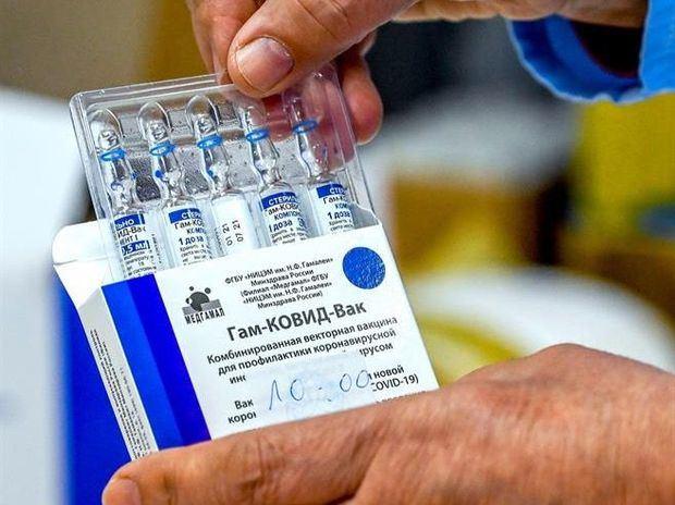 Rusia negocia con dos empresas españolas para producir en España su vacuna