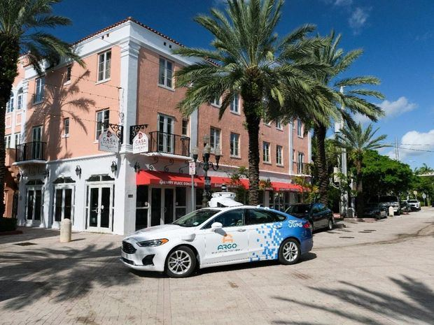 Ford en Miami-Dade alcanza un hito: tres años en su primera ciudad autónoma