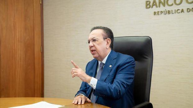 Valdez Albizu analiza con presidentes de bancos centrales de Centroamérica las perspectivas macroeconómicas de la región