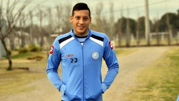 Argentino Claudio 'Chiqui' Pérez, un exjugador del Boca Juniors argentino.