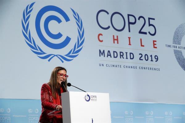 La cumbre del clima COP26 de la ONU se retrasa a 2021 por el Covid-19
