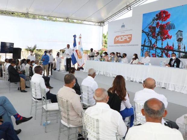 Inauguran ampliación del parque agroindustrial Codevi en Dajabón.