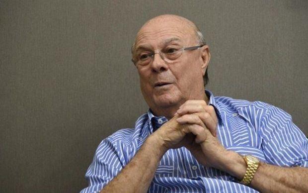 El expresidente Hipólito Mejía expresa su desacuerdo con la verja en la frontera