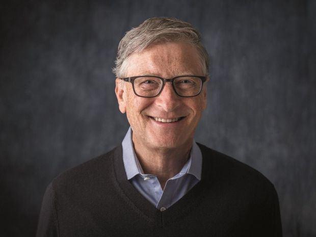 Bill Gates se lanza ahora a combatir el cambio climático