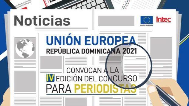 """Concurso periodístico """"Unión Europea - República Dominicana"""""""