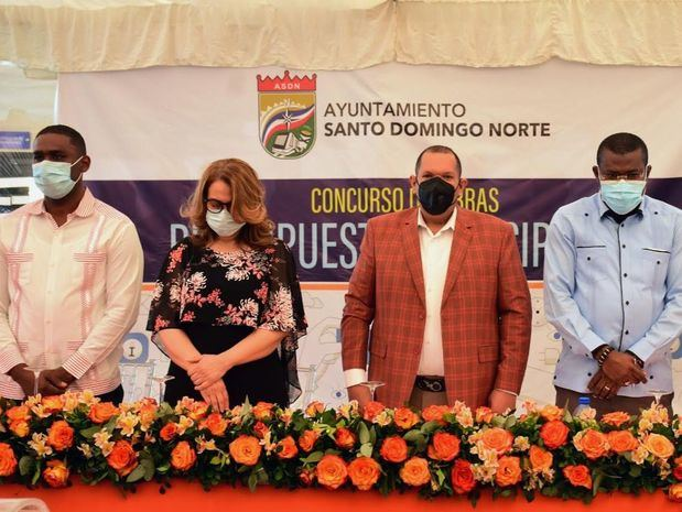 Alcaldía de SDN sortea obras por 58 millones de pesos